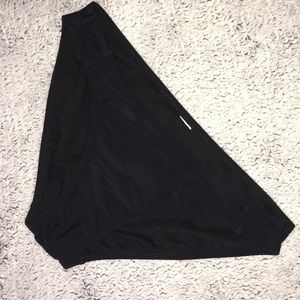 Other - Black swim suit bottoms